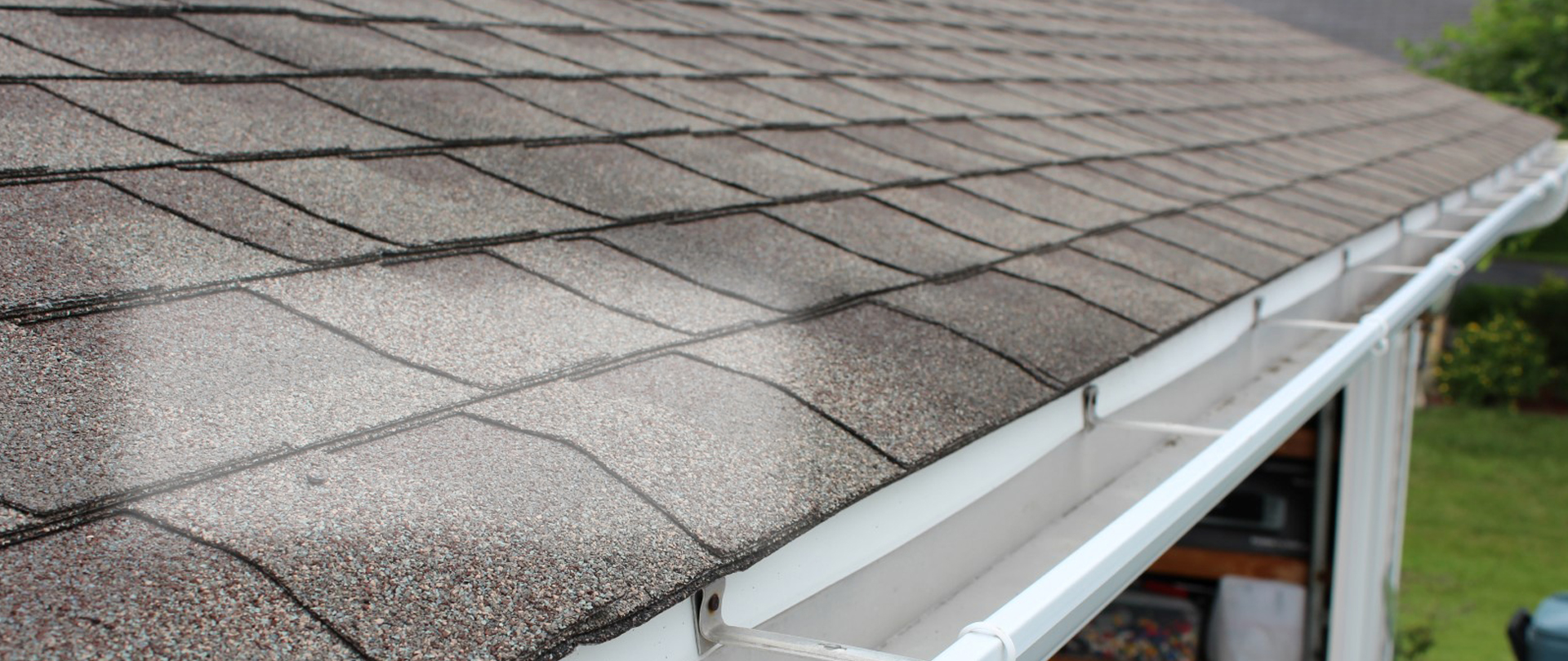 Restored Roofs & Gutters